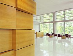 Cannon | Stony Brook Univ. Medical Center | Healthcare, Public, Lobby