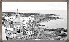 Hoya Baja - Punta del Hidalgo año 1959 #fotoscanariasantigua #tenerifesenderos #fotosdelpasado #canariasantigua #canaryislands #islascanarias #blancoynegro #recuerdosdelpasado #fotosdelrecuerdo