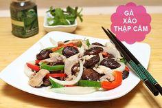 Bữa ăn hấp dẫn với gà xào, canh thịt bò viên - http://congthucmonngon.com/44114/bua-hap-dan-voi-ga-xao-canh-thit-bo-vien.html