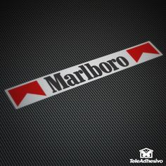 Pegatina Marlboro #marlboro #pegatina #adhesivo #tuning #moto #TeleAdhesivo