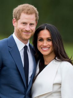 Meghan Markle Already Gave Us A Hint About Her Preferred Wedding Dress+#refinery29uk