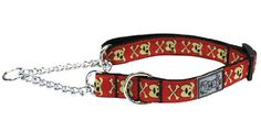 RC Pets Products 1Inch Pets Training Martingale Collar Large 14 by 20Inch Pirate Pooch * You can get more details by clicking on the image.Note:It is affiliate link to Amazon.