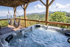 Gallery - Mountain Home Vacation Rental | Deerwood Retreat Mountain Homes, Mountain View, Mountain Vacations, Summertime, Deck, How Are You Feeling, United States, Gallery, Outdoor Decor