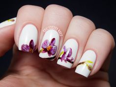 Orchid Manicure