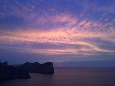 Cap de Formentor. Beautiful colors