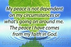 FAITH.....AN EPHIPANY TO ME ,AS THE WINDS BLOW OF THIS WORLD , WE HAVE AN INNER PEACE, THAT SURPASSES ALL UNDERSTANDING..AN ANCHOR FOR THE SOUL...GOD IS MIGHTY IN ALL HIS WORKS,AND LOVE...OBEY ACTS 2:38....