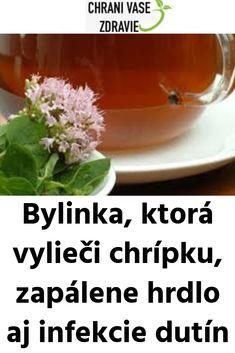 Bylinka, ktorá vylieči chrípku, zapálene hrdlo aj infekcie dutín Pharmacology, Omega 3, Detox, Gardening, Vegan, Food, Meals, Lawn And Garden, Yemek
