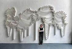 O Papel na Arte + Papel higiêncico | Andrea Velame Blog