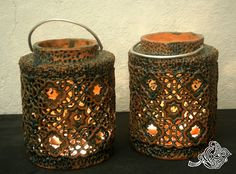 #candle #ceramics #candle holder # light