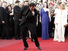 Dance, Quentin, dance!