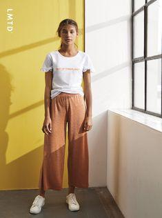 Orange, Pants, Products, Fashion, Trousers, Fashion Styles, Women Pants, Women's Pants, Women's Bottoms