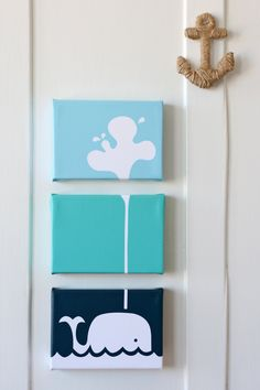 not that I'm decorating any nurseries any time soon, but this is damn cute!
