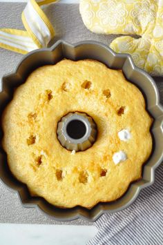 Homemade Twinkie Bundt Cake - This easy bundt cake recipe tastes and looks like a giant Twinkie! A super easy and yummy dessert. Cute for a birthday party, baby shower, Easter, or just for fun! Cupcakes, Cake Cookies, Cupcake Cakes, Bunt Cakes, Poke Cakes, Layer Cakes, Poke Cake Recipes, Dessert Recipes, Fun Recipes