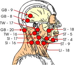 Kyusho Pressure Points (Side of Head)