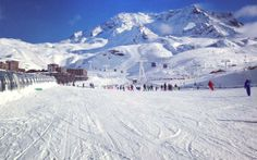 #ValThorens #skiing #snow #skiresort