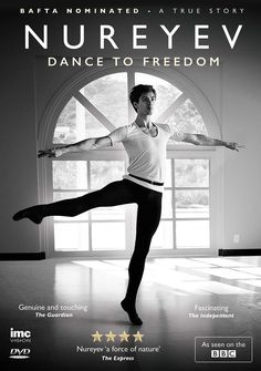 Nureyev - Dance to Freedom - Based on a True Story - BAFTA Nominated [DVD]