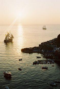 Amundi Bay, Santorini
