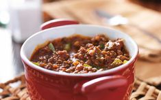 Low Carb No Bean Chili Recipe. Use your own chili season instead of packets for lower carbs. Chili Recipes, Slow Cooker Recipes, Low Carb Recipes, Real Food Recipes, Soup Recipes, Diet Recipes, Cooking Recipes, Healthy Recipes, Paleo Chili