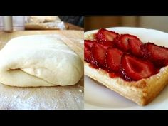 How To Make 10 MINUTE PUFF PASTRY