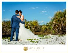 Samantha + Timothy Step Into The Limelight Bride Groom, Wedding Bride, Wedding Day, Honeymoon Getaways, Honeymoon Island, Outdoor Portraits, Breath Of Fresh Air, Perfect Sense, Tampa Florida