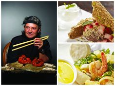 Fresh and Healthy @ Mandarin Oriental
