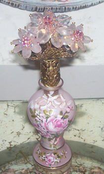 Image result for vintage filigree perfume bottle