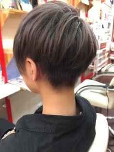 Short Hair Tomboy, Girl Short Hair, Short Hair Cuts, Asian Boy Haircuts, Cute Short Haircuts, Pixie Hairstyles, Short Hairstyles For Women, Pretty Hairstyles, Shot Hair Styles