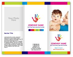 1000 images about the boss is here on pinterest sign in for Child care brochure templates free