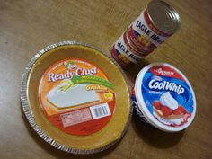 Carmel pie in the crock pot.  Interesting.  I may have to try this. :)