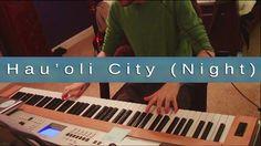 "i made a fun piano cover of ""Hau'oli City (Night)"" from the Pokémon Sun & Moon OST"