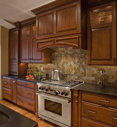 modern ideas for tiled kitchen backsplash designs