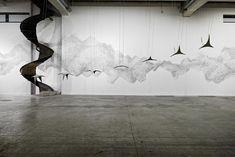 Marco Godinho / Hector Zamora – Forever immigrant / Synclastic/Anticlastic, 2009-2010/2012 © Blaise Adilon Google, Cloud, Artist