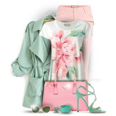 Spring Fling, created by rockreborn on Polyvore