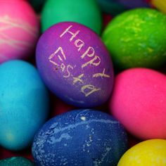 Páscoa – Ovos de chocolate!