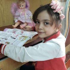 Bana Alabed la niña de 7 años que narra en Twitter la vida bajo las bombas en Alepo - Terra Colombia