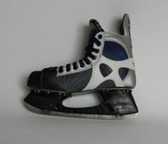 Launch spring suspension ice skates with CCM hockey boot  www.LaunchSkates.com Jordans Sneakers, Air Jordans, High Top Sneakers, Ccm Hockey, Skates, Ice Skating, High Tops, Product Launch, Spring