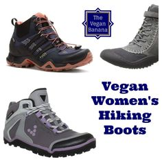 Vegan Women's Hiking Boots: Cruelty Free Function For 2016! • The Vegan Banana
