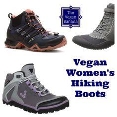 Vegan Women's Hiking Boots: Cruelty Free Function For 2016! • The Vegan Banana