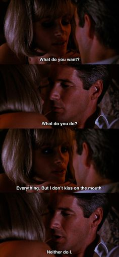 """""""What do you want?"""" ~ Pretty Woman (1990) ~ Movie Quotes"""
