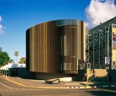 Sexiest building in Johannesburg: Circa Gallery at the Everard Read by StudioMAS