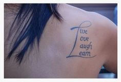 40 Meaningful Tattoo Quotes To Get Inspired                                                                                                                                                      More