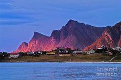 Sunset At Ramberg Photo Credit- Heiko Koehrer-Wagner Norway