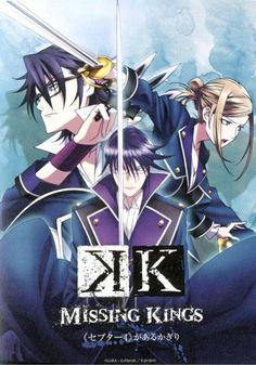 K Project ~~ Missing Kings