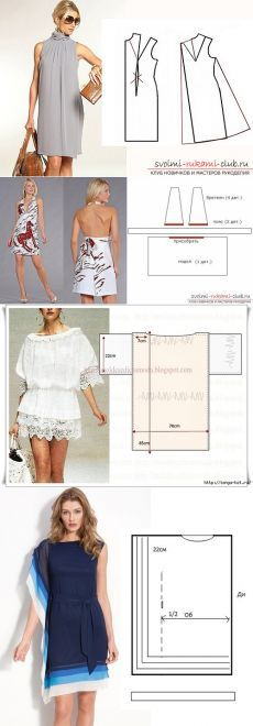 Amazing Sewing Patterns Clone Your Clothes Ideas. Enchanting Sewing Patterns Clone Your Clothes Ideas. Sewing Dress, Diy Dress, Sewing Clothes, Diy Clothing, Clothing Patterns, Dress Patterns, Sewing Patterns, Colorful Fashion, Diy Fashion