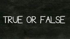 kennismakingsspel schooljaar true or false