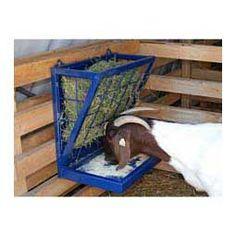 Combination Feeder for Goats North Star  ( - Goat Sheep - Goat Sheep Equipment - Hay Grain Feeders)