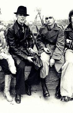 Bowie & Iggy