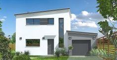 Maison moderne Quimiac 44