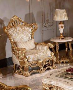 Wingback Chair, Armchair, Luxury Sofa, Sofas, Accent Chairs, Furniture, Home Decor, Sofa Chair, Couches