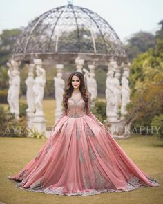 Contact us for shout-outs promotions PR and collaboration . Pakistani Mehndi Dress, Pakistani Wedding Outfits, Pakistani Dress Design, Pakistani Dresses, Weeding Dress, Wedding Dress Train, Dream Wedding Dresses, Actress Wedding, Bride Reception Dresses